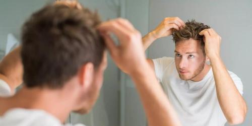 cause della caduta capelli