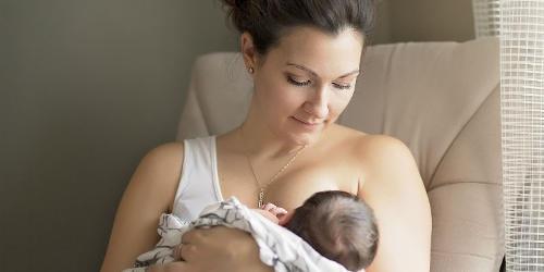 seno rifatto allattamento