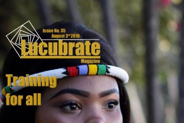 Lucubrate Magazine, Issue 35, August 3rd 2018