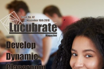 Lucubrate Magazine, Issue 47, November 16th 2018