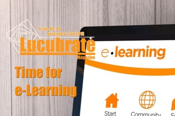 Time for eLearning: Lucubrate Magazine, Issue 48, November 23rd, 2018