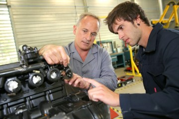 Learning by Practising in Vocational Education