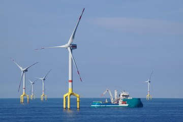 An Ocean Nation is Turning Toward Renewable Energy Offshore