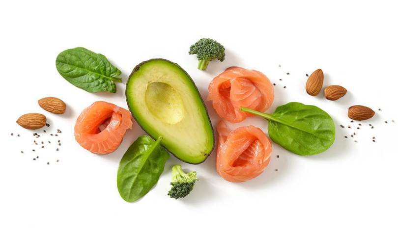 A Mediterranean-style diet, which includes nuts, vegetables, and fish, may help slow brain function decline.