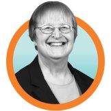 Pam Leitterman, Math'75