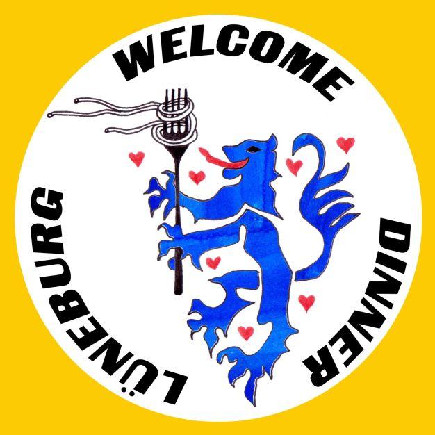 LOGO - Welcome Dinner Lüneburg