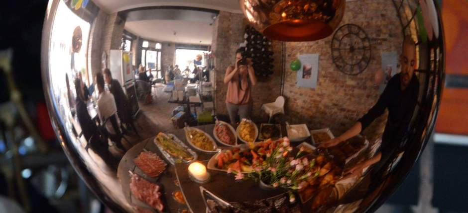 Welcome Dinner Lüneburg