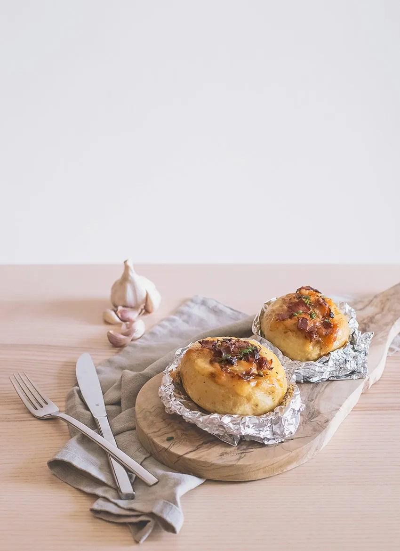 Jacket potatoes: le patate ripiene perfette come contorno della tua grigliata!