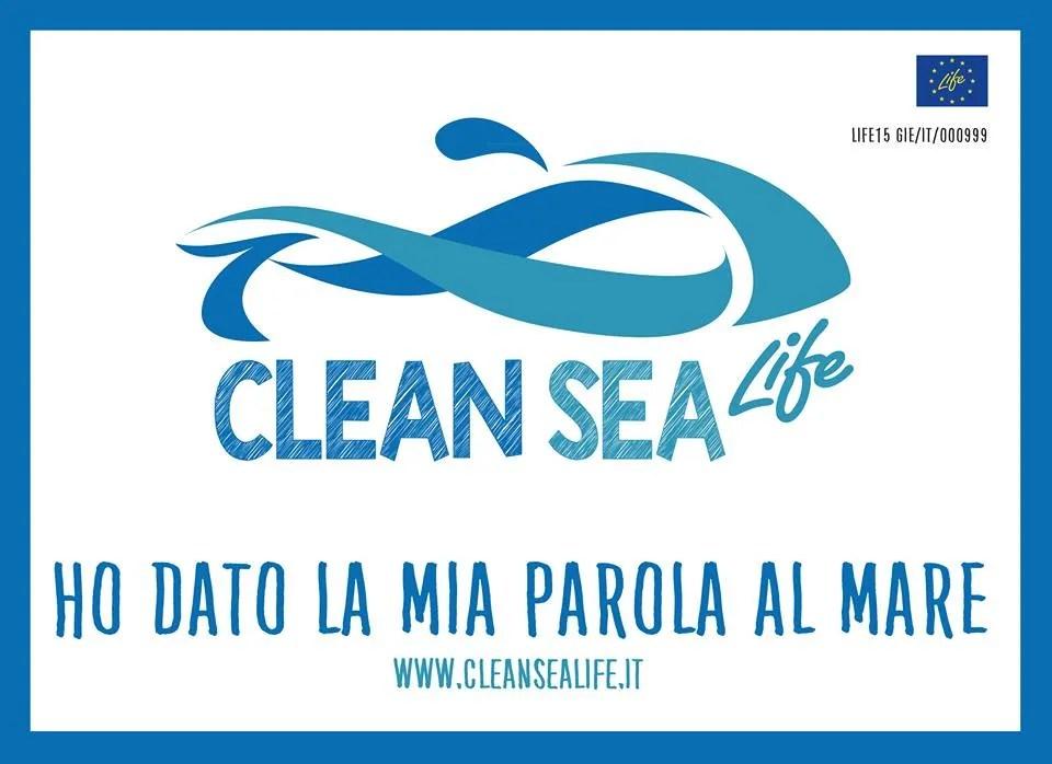 clean sea life - ho dato la mia parola al mare