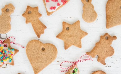 Biscotti di Natale pan di zenzero, perfetti da regalare!