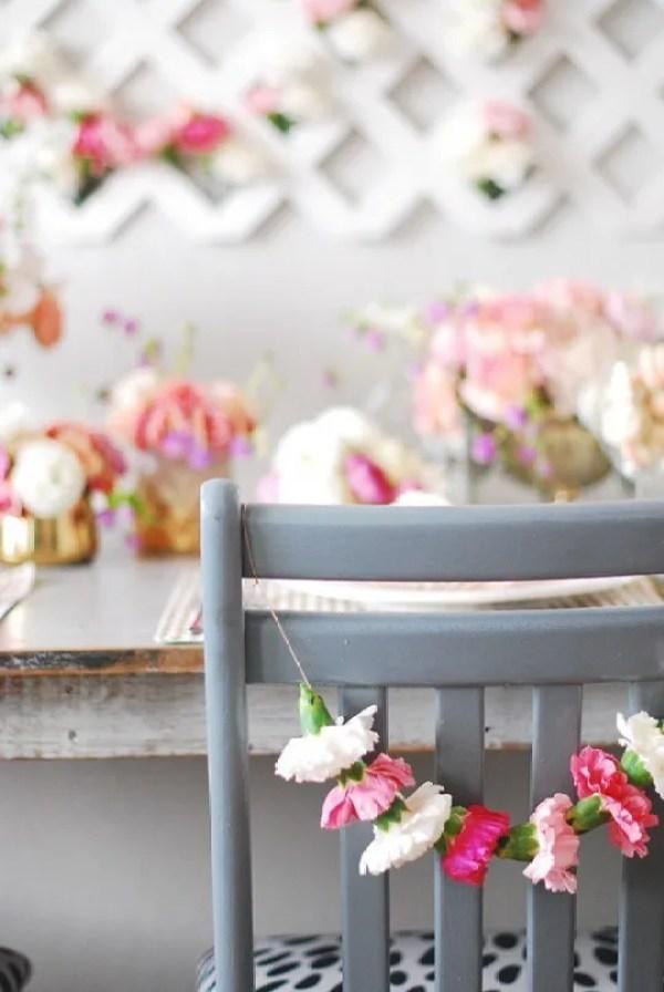 decorazioni di carnevale_ghirlande di fiori