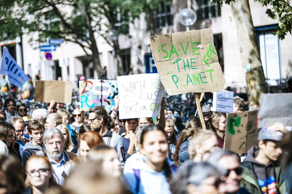 Fridays For Future climate conference