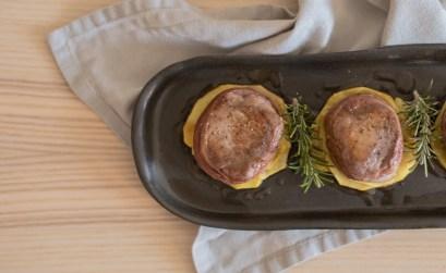 Filetto di maiale alle mele: la ricetta