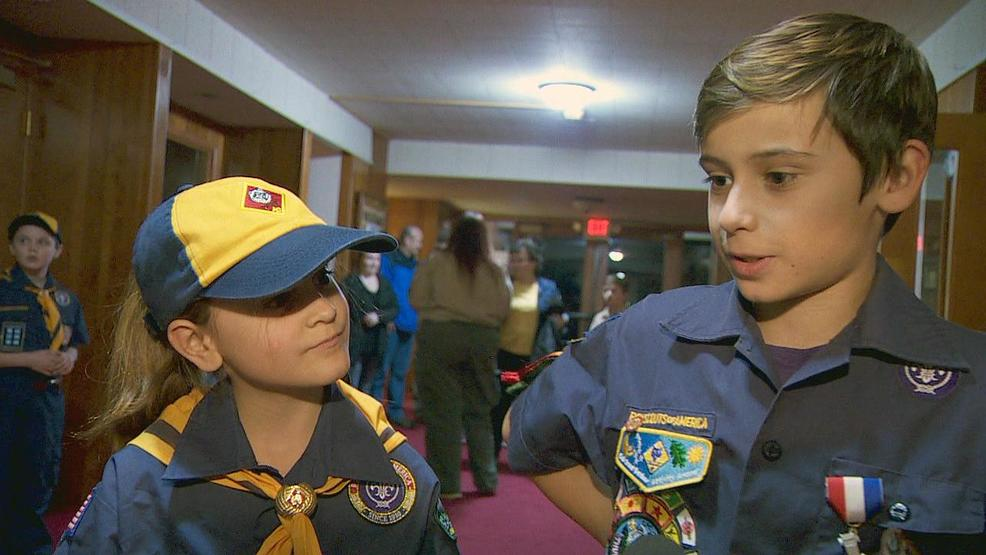 Girls Able To Wear Cub Scout Uniforms For First Time