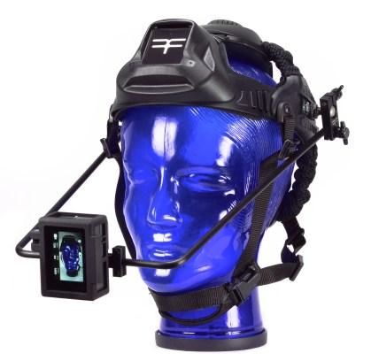GoPro Hero 5 on head-2
