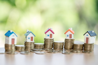 Homes least affordable