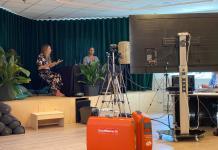 NederlandWerktDoor.TV plaats bij Seat2meet Amersfoort CS
