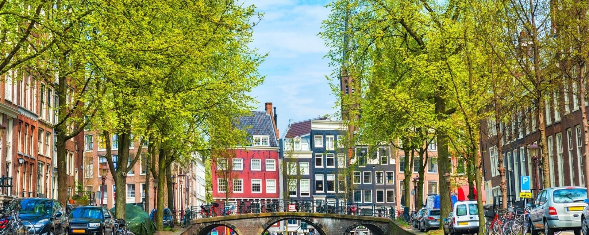 Amsterdam eco city