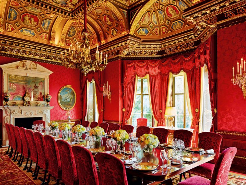Best Of British How The Ritz Became An Iconic UK