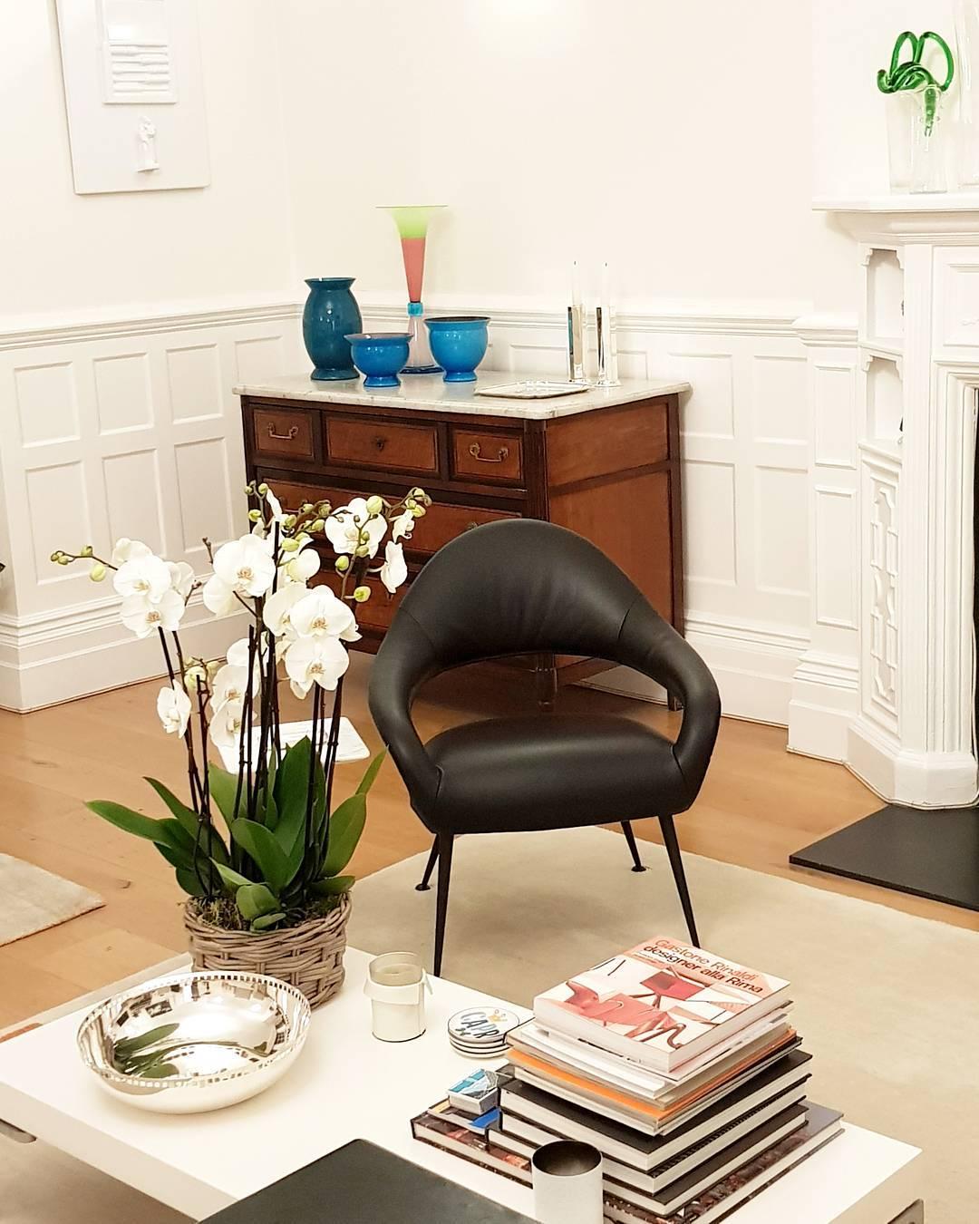 letizia poltrona frau - stile vintage arredamento