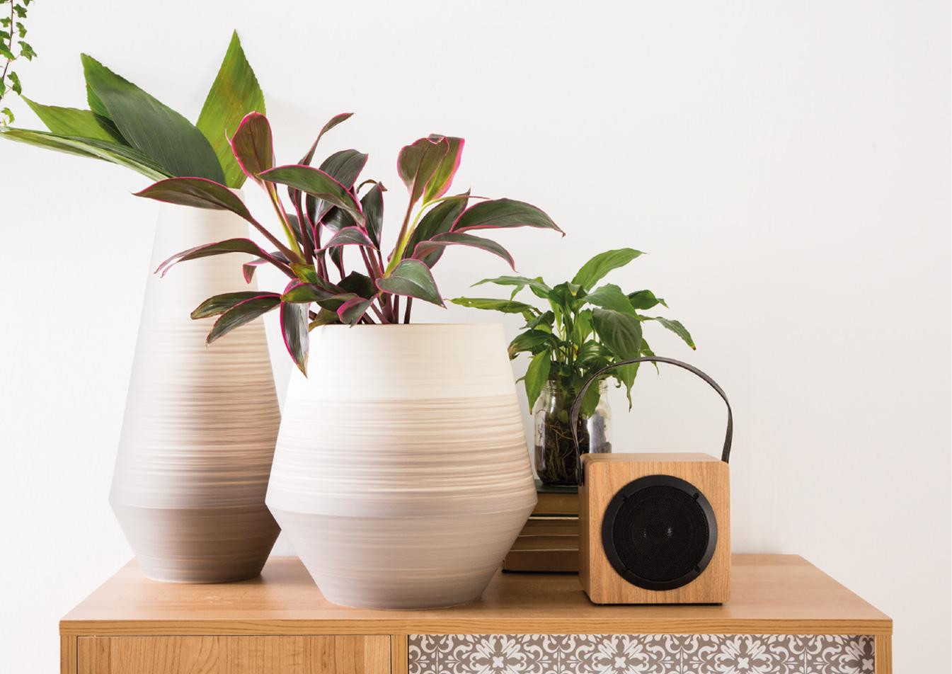 arredamento per l'autunno - vasi ceramica tognana wheel