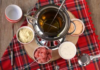 Ricetta salse per fondue bourguignonne