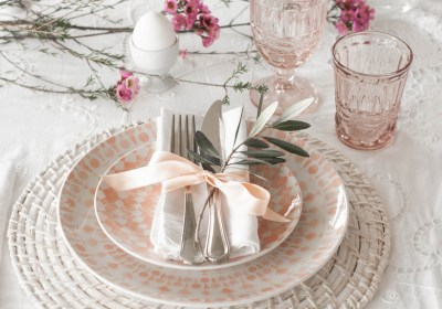 tavola di Pasqua Tognana