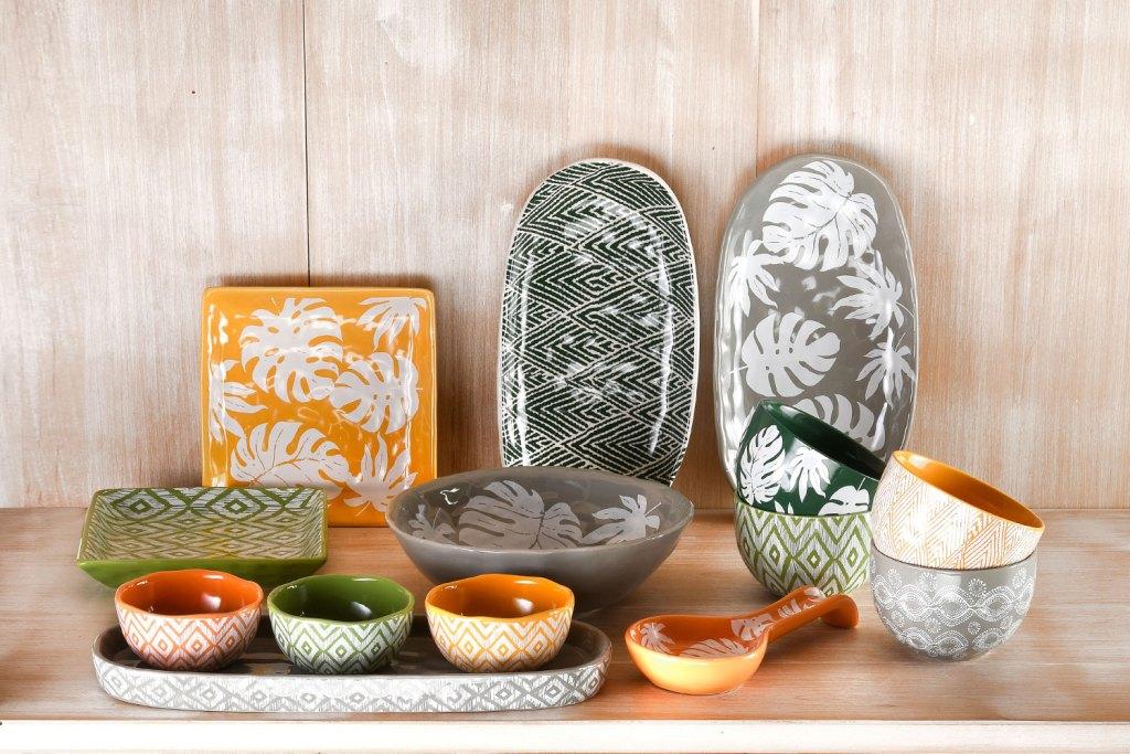 Servizio tavola Andrea Fontebasso - Linea Dolce Casa Be Cool