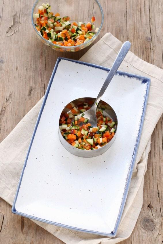 Tartare vegetale