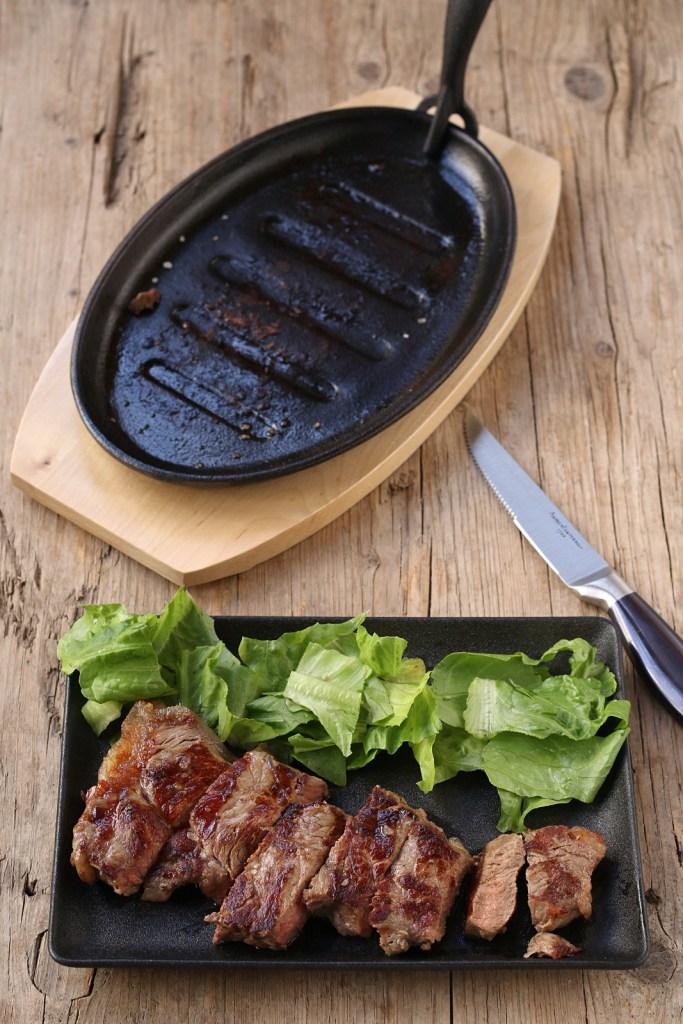 Come fare la bistecca