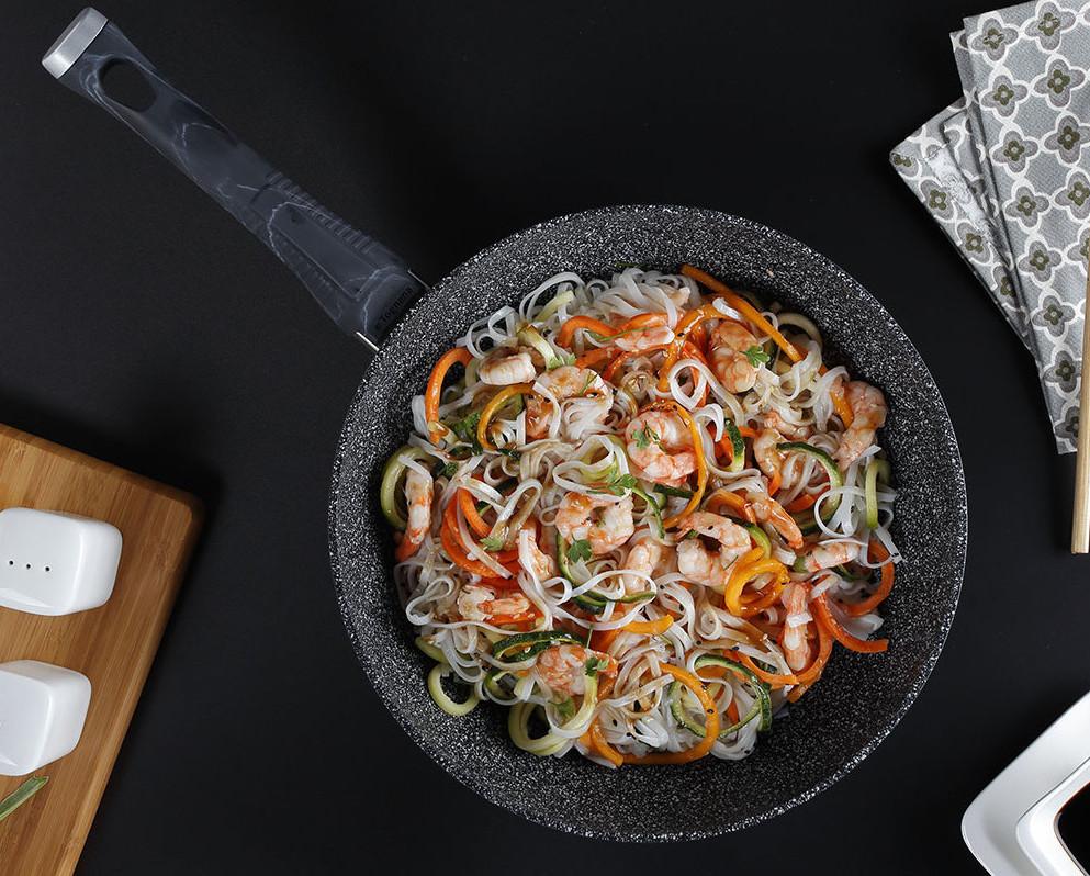 pentole e padelle wok