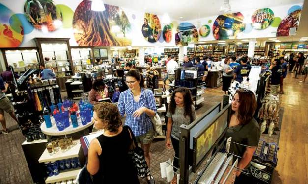 Renovated Bookstore Makes its Debut
