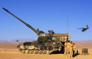 A Panzerhaubitze 2000