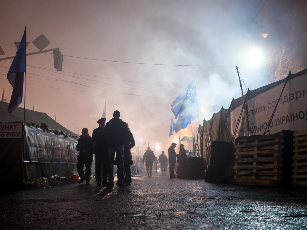 Ukraine: Revolution of Dignity