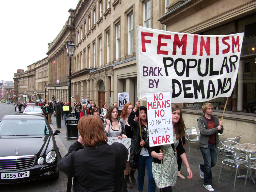 Why We Still Need Feminism in 2019