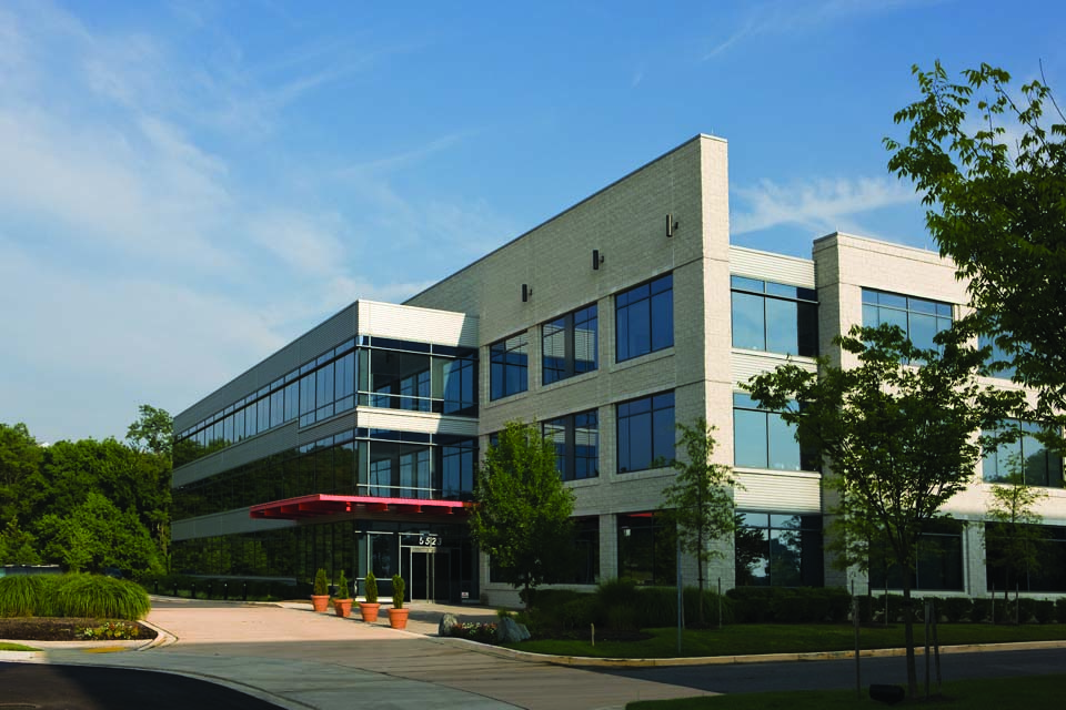 Picture of building in BWteck Research Park