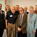 Ancient studies reunion and founding faculty