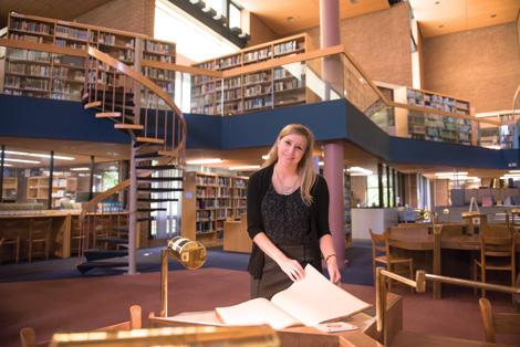 Allison Seyler, Research Archivist, Maryland State Archives