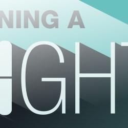Shining a light