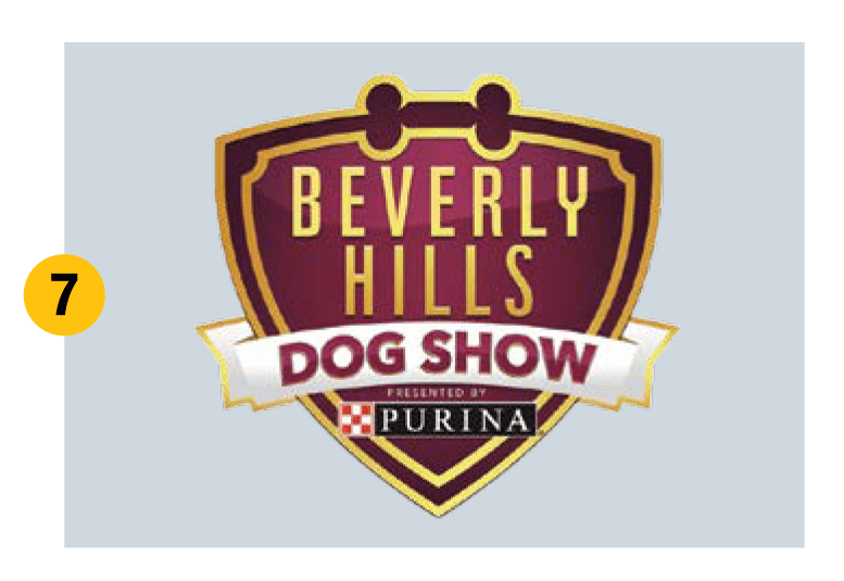 Beverly Hills Dog Show logo