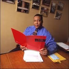 Lamont Toliver, former director of the Meyerhoff Scholars Program.