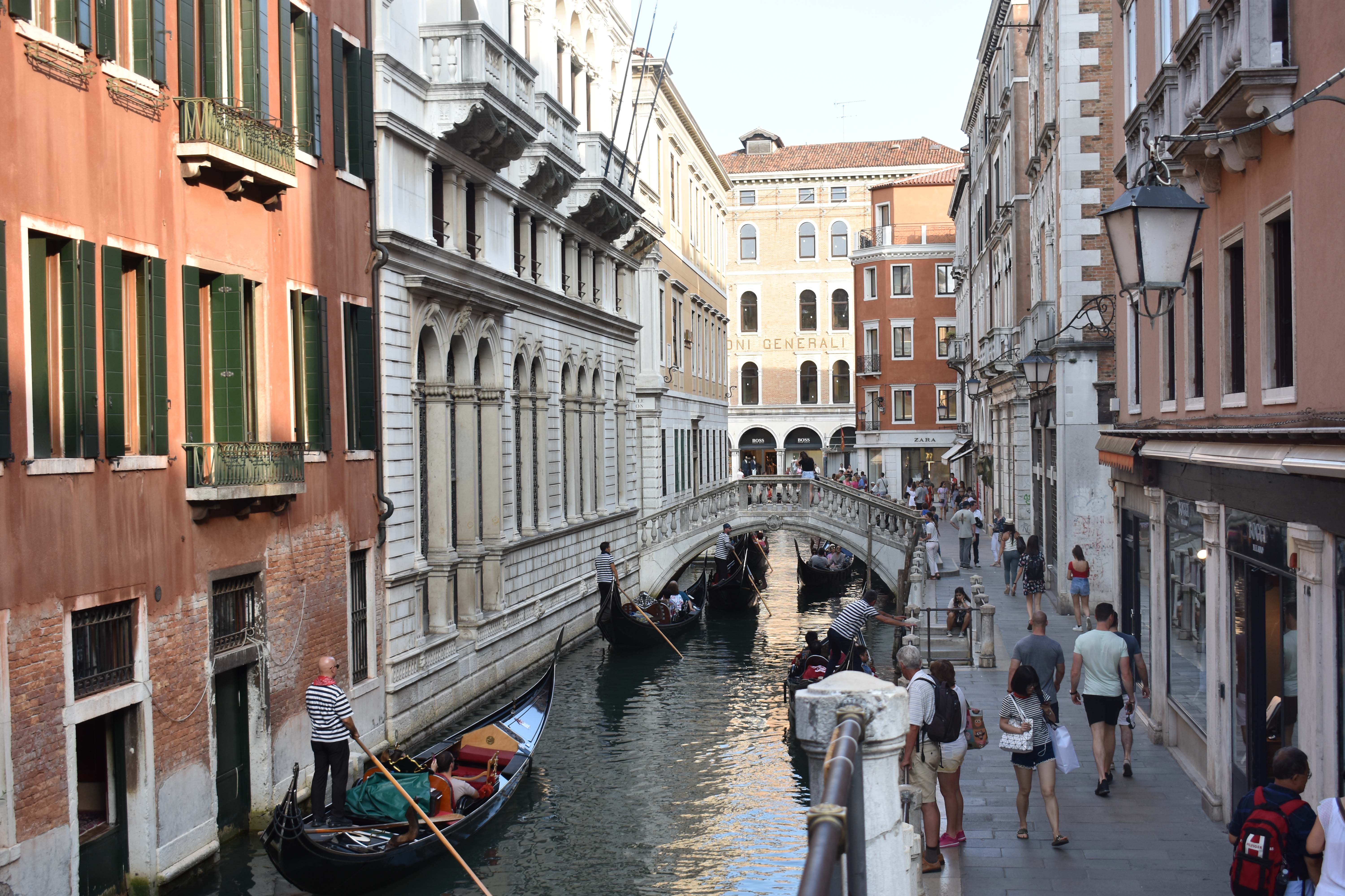 Canalview of Venice