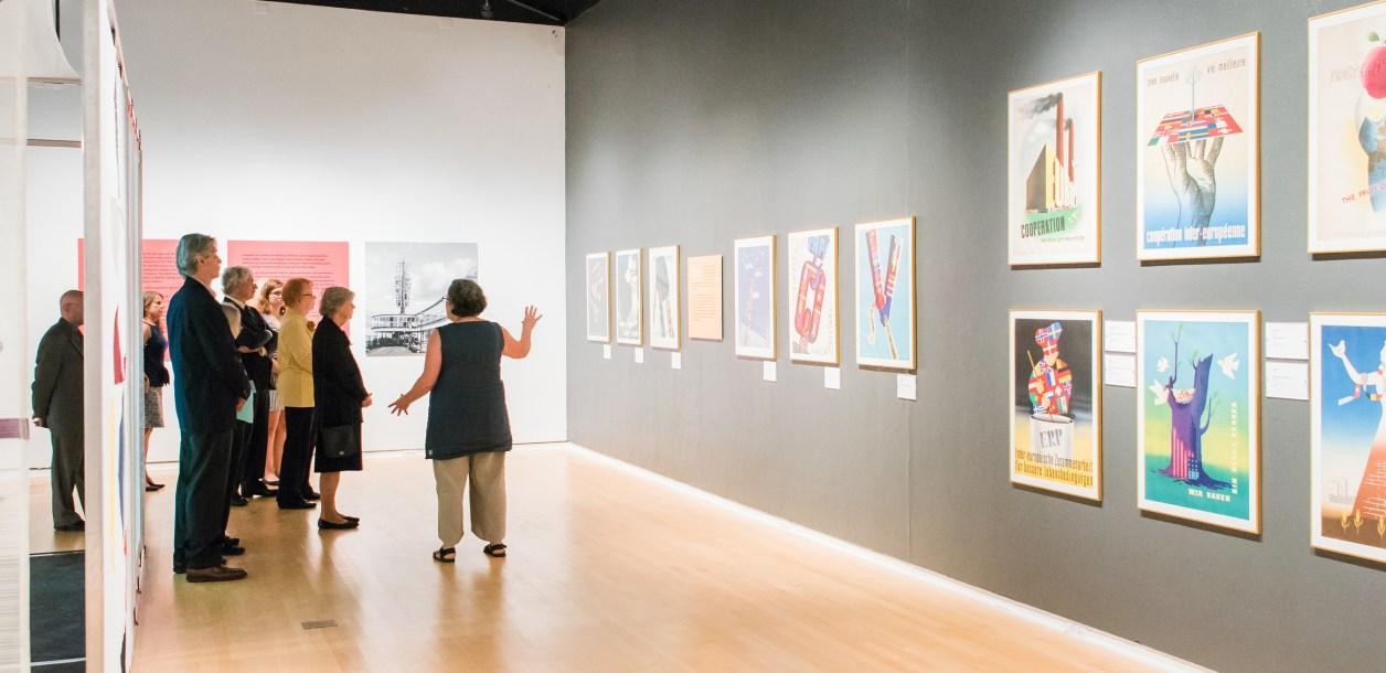 Art show tour