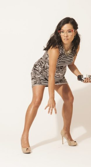 Ali Wong headlines this year's Comedy Show, Saturday, October 13.