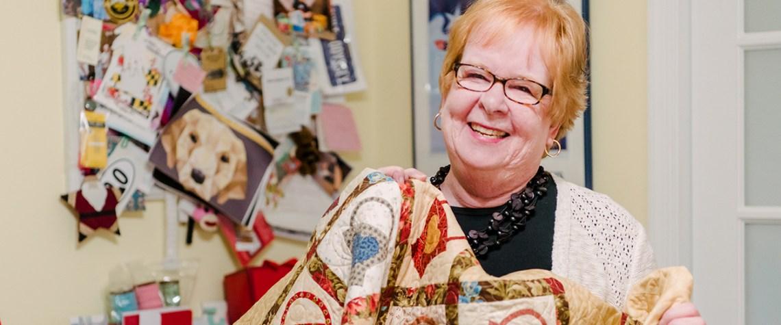 Mimi Dietrich '70
