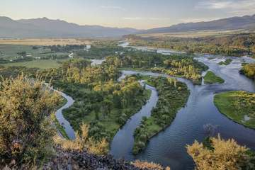 The Snake River in Idaho is an area of 'critical environmental concern.' U.S. Bureau of Land Management, CC BY-SA