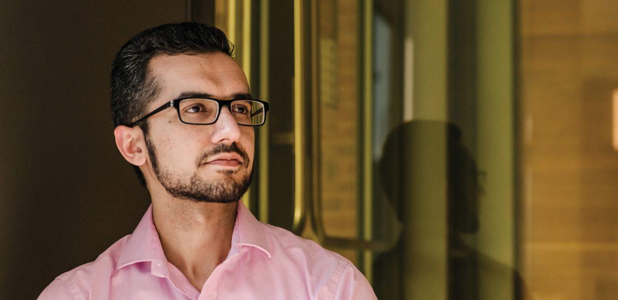 Headshot of Mohammed Khalid