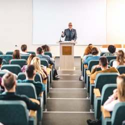 Some colleges and universities may be using AI technology to help teach their students..