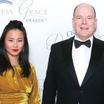 Alicia Austin and Prince Albert II of Monaco