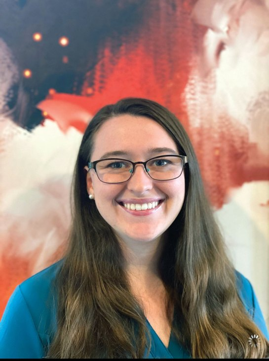 Hannah Rothwell was selected to teach English in Uzbekistan.